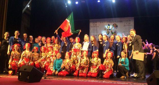 В Санкт-Петербурге прошел татарский концерт