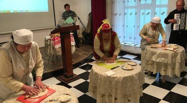 Международный день татарской кулинарии в Баку