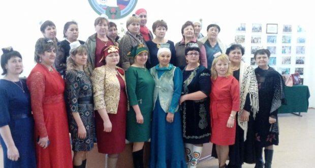 Ульяновск  өлкәсендэ «Ак калфак» очрашты