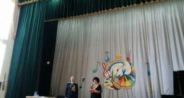 Творческий вечер Мансура Урмеева в Ташкенте