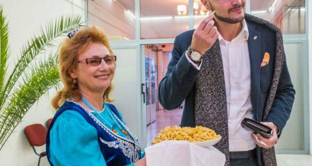 Вечер татарской кулинарии в Болгарии в Международный день татарской кухни