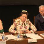 V Бөтендөнья татар хатын-кызлары җыены: пленар утырыш