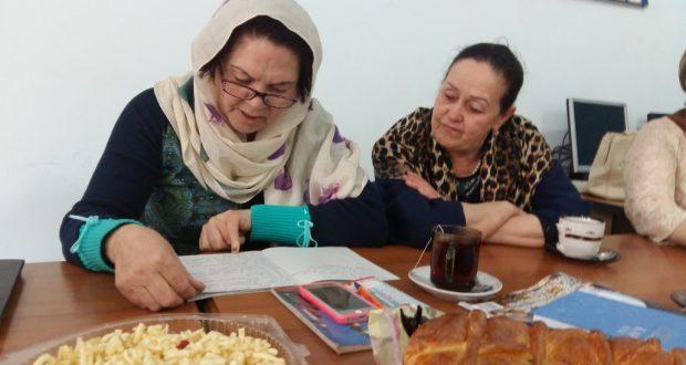 В Махачкале объединяются татарские женщины
