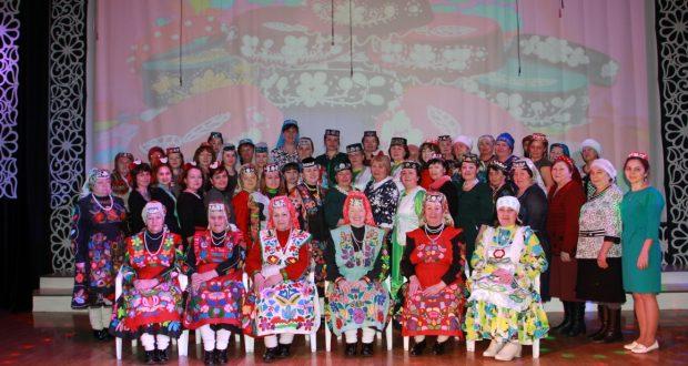 Мастерицы собрались в Аракаево