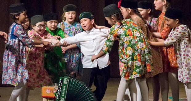 Тюменский фестиваль татарского фольклора собрал полный зал