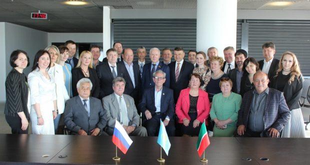 Конгресс татар и башкир создали в Казахстане