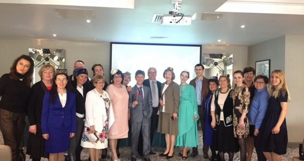 Расширенное заседание Альянса татар Европы (АТА) продолжает свою работу