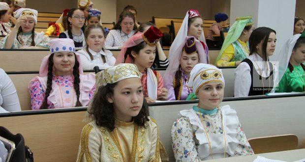 Татар теле һәм әдәбияты буенча V халыкара олимпиаданың Гран-при ияләре мәгълүм булды