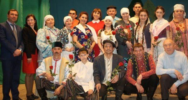 Самара өлкәсенең Камышлы халык театры сезонны Туфан Миңнуллин пьесасы белән ачты