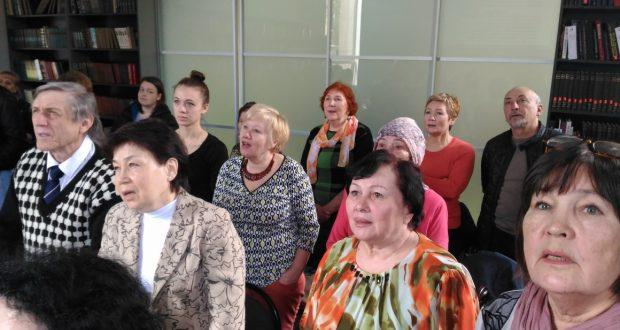 День рождения Тукая в Калининграде