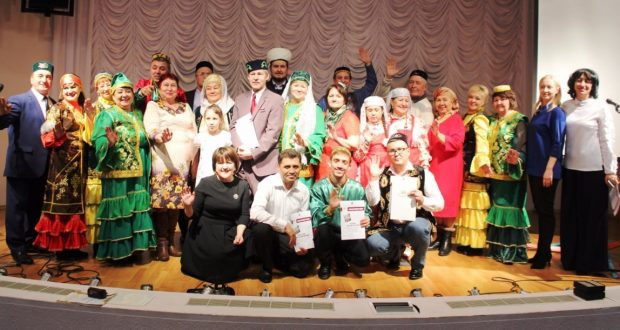 Страницы татарской литературы в Югре