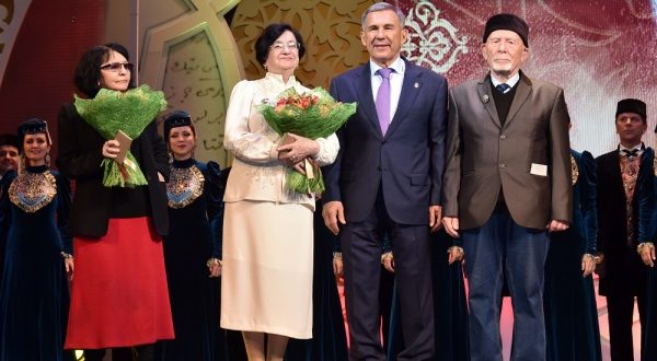 At the Tatar Academic State Opera and Ballet Theater, the G.Tukay State Award   Laureates  awarded
