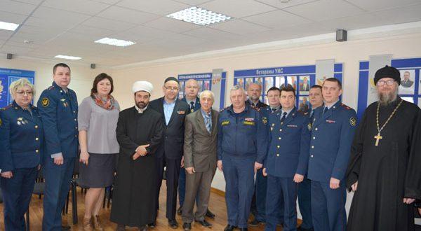 В Рязани прошел круглый стол по профилактике экстремизма