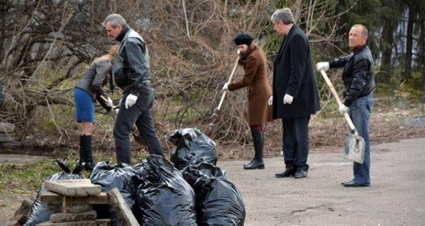 Иртәгә Казанның Яңа татар бистәсе зиратында күмәк өмә үткәрелә