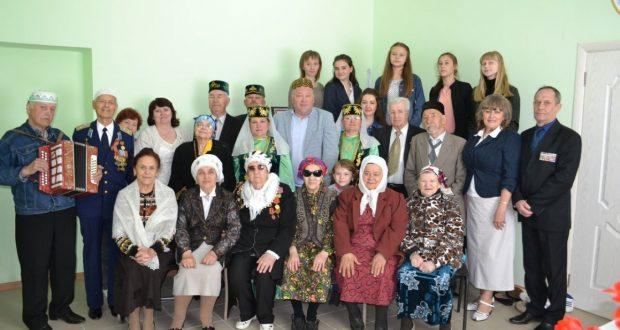 В Центре татарской культуры Сызрани прошло чествование ветеранов ВОВ