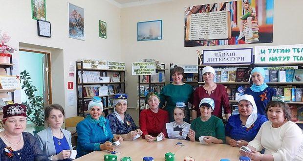 Чувашия Республикасы татар хатын-кызларының «Ак калфак» иҗтимагый берләшмәсенең күчмә  утырышы