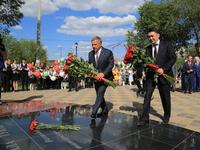 Татарстанская делегация совершает рабочую поездку в Астрахань
