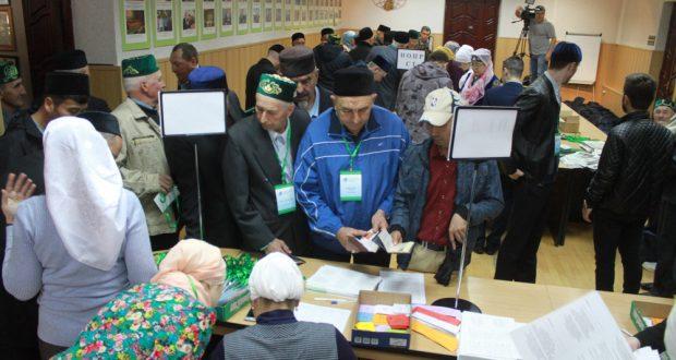 В Казани стартовал VIII всероссийский форум татарских религиозных деятелей