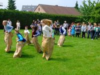 Татары в Бельгии отметили Сабантуй