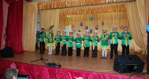 Активистки «Ак калфак» провели фестиваль среди нижегородских детей