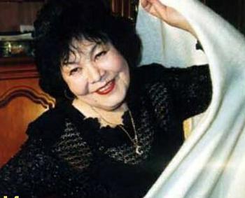 На 85-м году жизни скончалась Альфия Авзалова