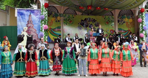 Сабантуй-2017 состоялся в г.Ташкенте