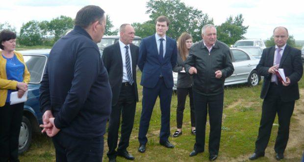 В Пензенской области продолжается подготовка к Всероссийскому сельскому Сабантую