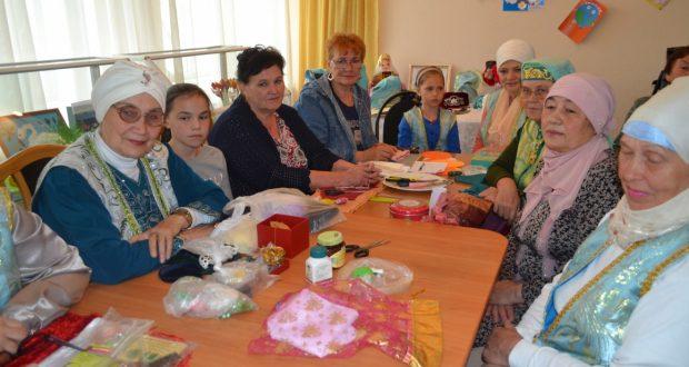 Бавлинский «Ак калфак» собрался на мастер-класс