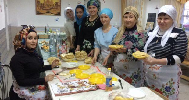 Кыстыбый на ифтар от нижегородских «Ак калфак»