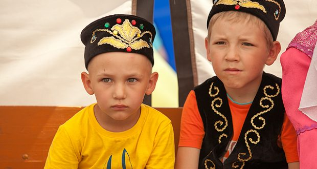 "In Buryatia the ""Baikal Sabantui""  celebrated"