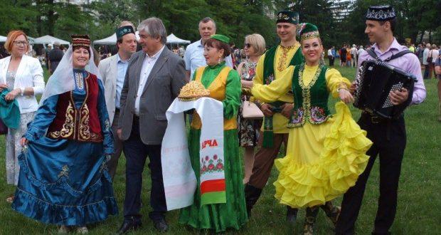 Sabantuy  in  Bulgaria 2017
