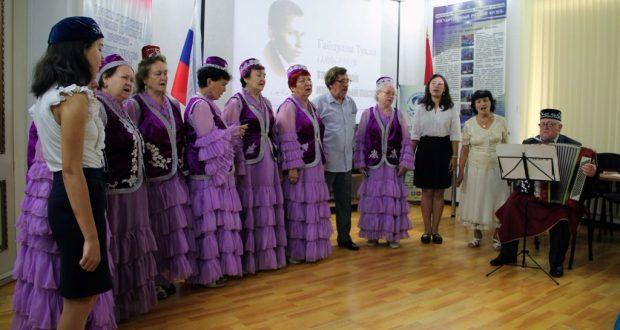 В Бишкеке прошли «Тукаевские чтения»
