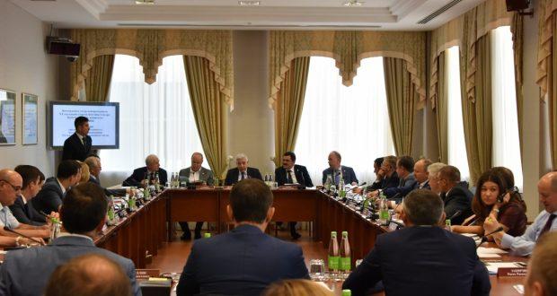 Заключительное заседание Организационного комитета по подготовке и проведению VI Съезда Всемирного конгресса татар