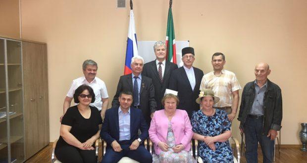 Создается координационный совет татарских общественных организаций Башкортостана