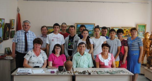 Краеведческий музей Муслюмовского района пополнился новыми экспонатами