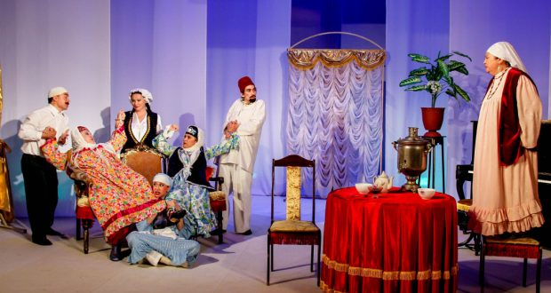 Тинчурин театры Кәрим Тинчуринның туган ягы Пензага гастрольгә җыена