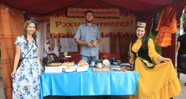 Краснодарская татарская община «Булгар-К»  приняла участие в фестивале «Венок дружбы»