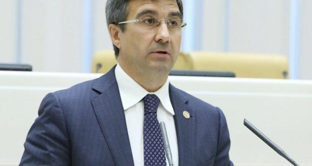 Новую структуру ВКТ возглавил Василь Шайхразиев