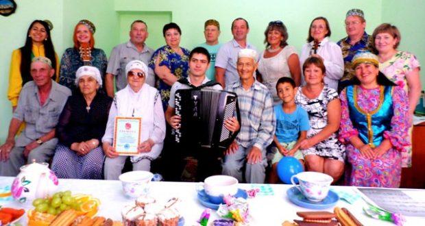 Татары Сызрани отметили День семьи