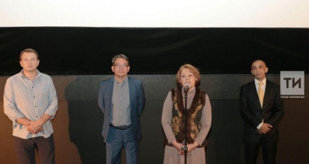 В кинотеатре «Родина» прошла творческая встреча со съемочной группой фильма «Мулла»