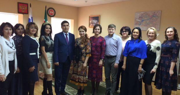 В Уфе прошло заседание оргкомитета «Татар кызы — 2017» и пресс-конференция