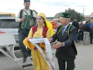 Праздник Сомбелэ в Татарском Канадее