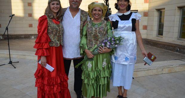Сентябрьский Сабантуй в Израиле