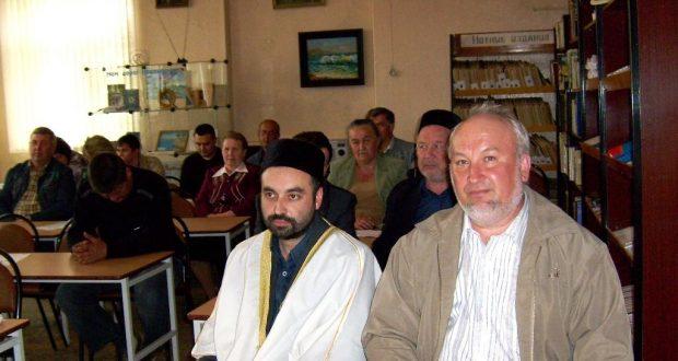 Поздравление с юбилеем Нургаязу Гарипову