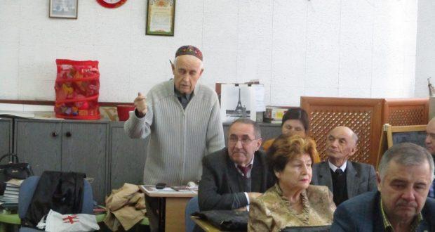 Очередное расширенное заседание Совета татарской автономии Московской области