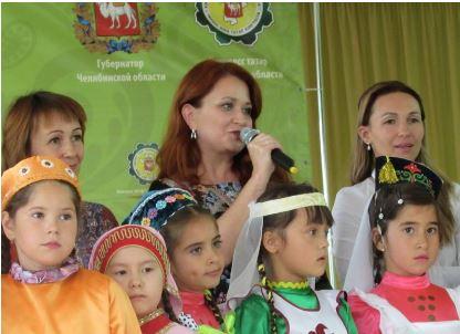 Маленькие жемчужины Усть-Катава покорили областное жюри