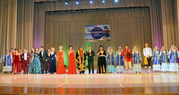 Solemn evening dedicated to the Day of Tatarstan in Uzbekistan