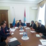 Председатель Нацсовета встретился с ВРИО губернатора Самарской области