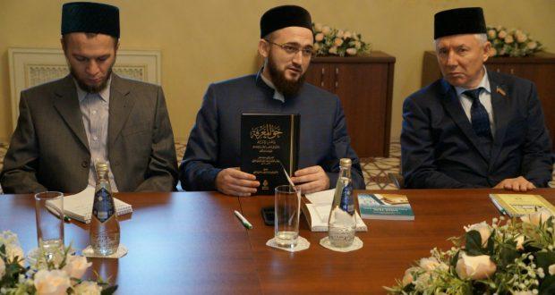 Камил хәзрәт Сәмигуллин: «Мөфтияттә татар телле мохит булырга тиеш»