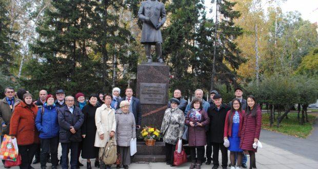 Ученые Татарстана в Хакасии